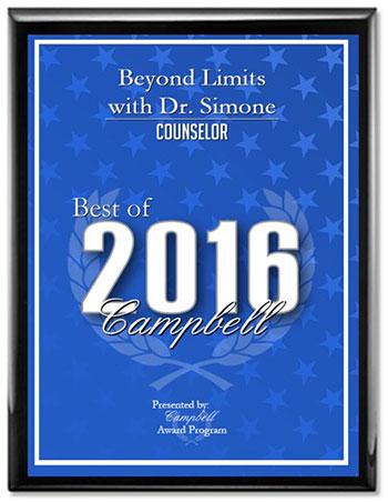 Dr. Simone Lundquist Award
