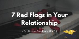 relationship flags Archives - Dr  Simone Lundquist (Ph D )